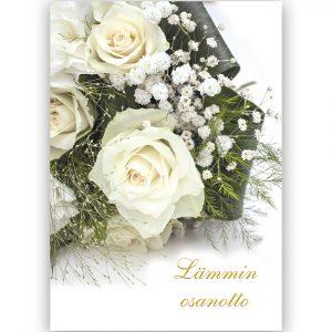 suruadressi-valkoiset ruusut