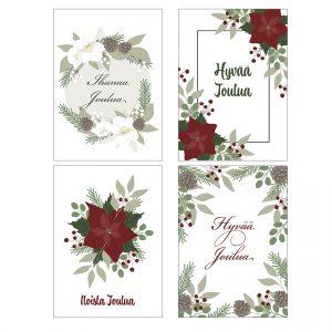 joulukortti-joulun-rauhaa