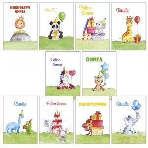 lasten-onnittelu-kortti