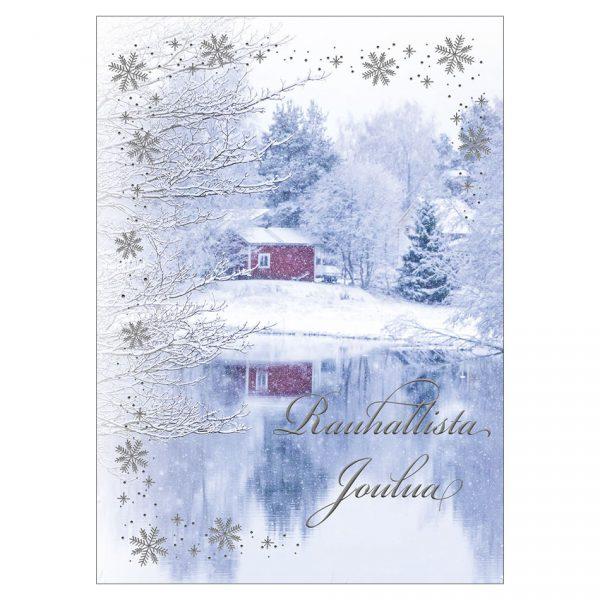 joulukortti-lumituisku-jukka-risikko