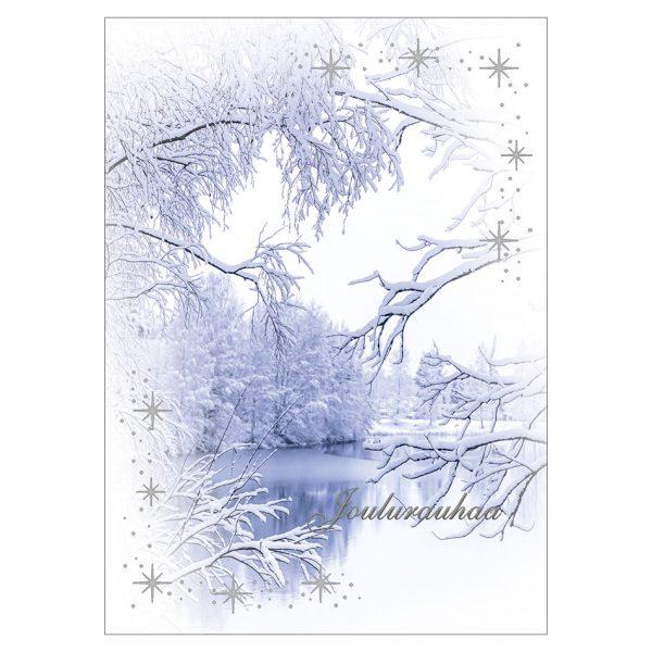 joulukortti-talven-tyyneys-jukka-risikko