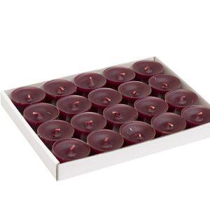 tuoksuton-parafiini-tuikku-kynttila-viinin-punainen