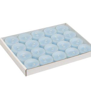 tuoksuton-parafiini-tuikku-kynttila-vaalean-sininen