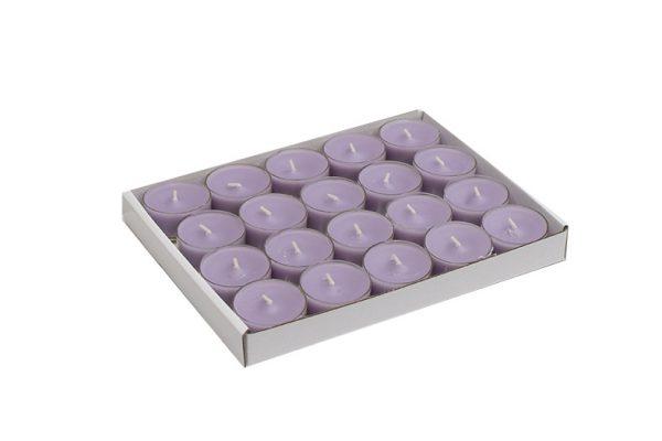 tuoksuton-parafiini-tuikkukynttila-laventeli