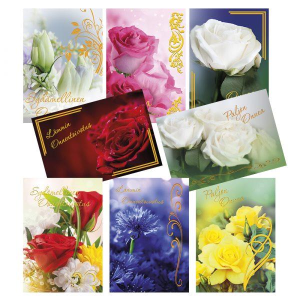 onnittelukortti-kukkakortti