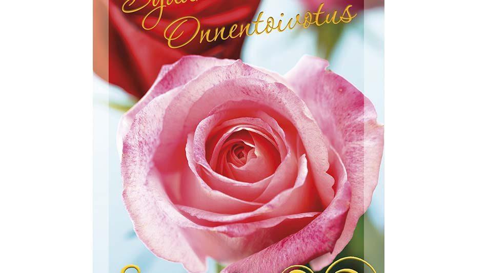 onnittelukortti-vaaleanpunainen-ruusu