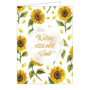 Onnittelukortti-taittokortti-kiitos-etta-olet-sina