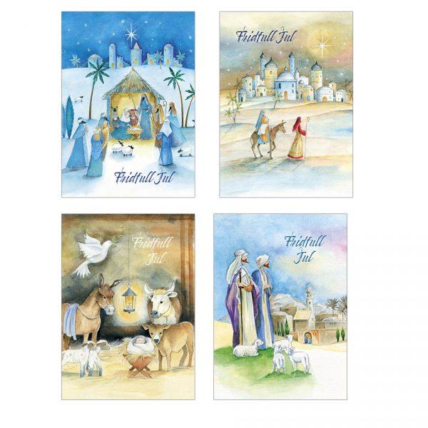 jul-kort-religios-evangelium