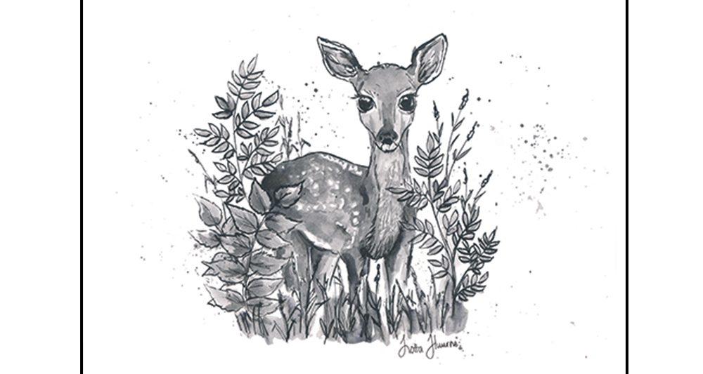 bambi-juliste