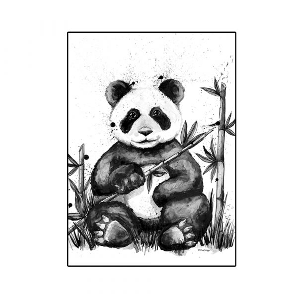 panda-juliste